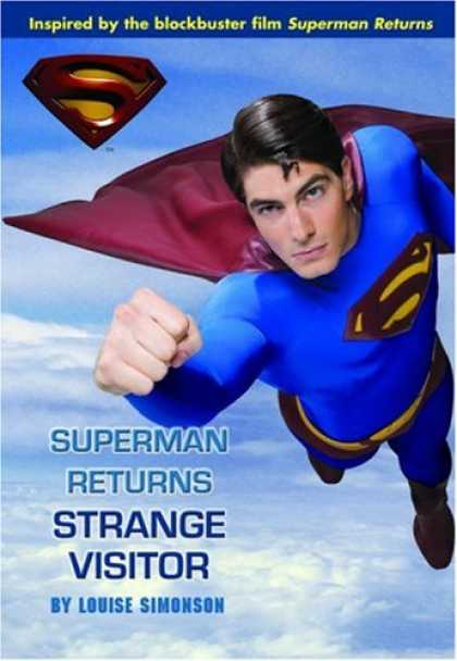Superman Books - Superman Returns: Strange Visitor