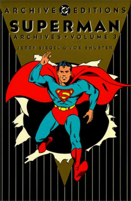 Superman Books - Superman Archives, Vol. 3 (DC Archive Editions)
