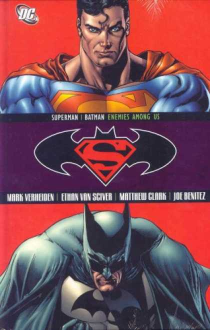 Superman Books - Superman/Batman Vol. 5: The Enemies Among Us