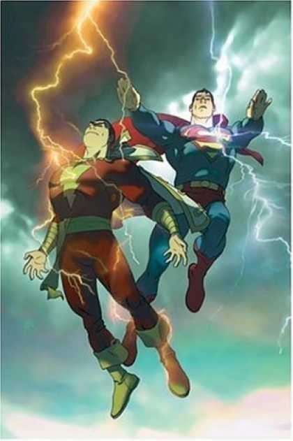 Superman Books - Superman/Shazam!: First Thunder