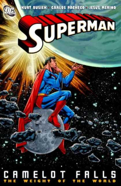 Superman Books - Superman: Camelot Falls Vol. 2 (Superman (Graphic Novels))