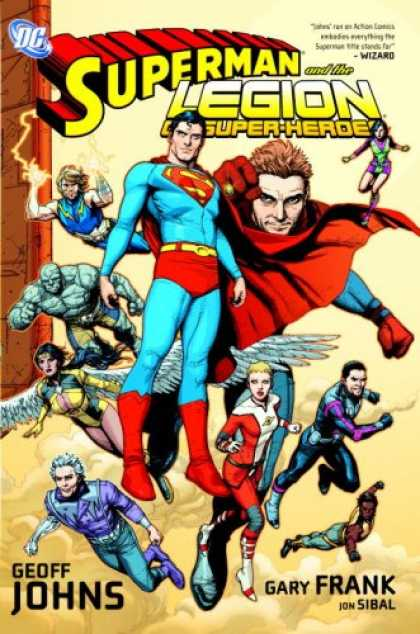 Superman Books - Superman and the Legion of Super-Heroes SC (Superman (Graphic Novels))