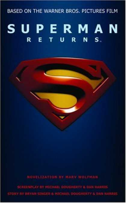Superman Books - Superman Returns