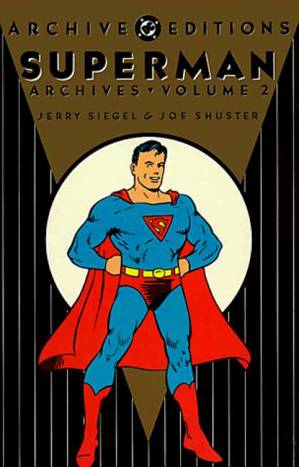 Superman Books - Superman Archives, Vol. 2 (DC Archive Editions)