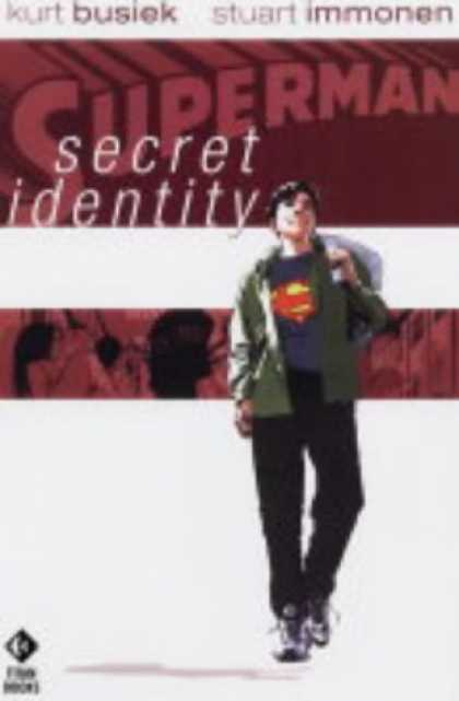 Superman Books - Superman: Secret Identity