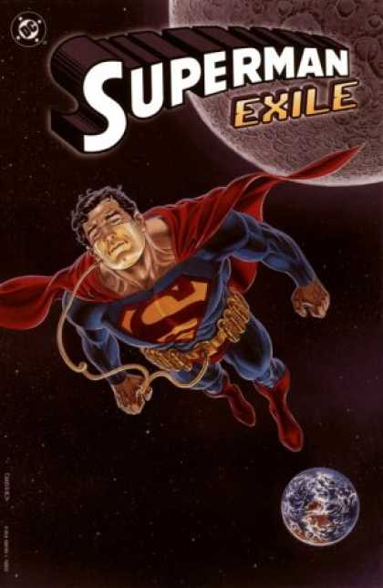 Superman Books - Superman: Exile