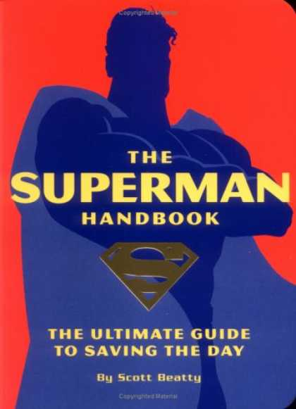 Superman Books - The Superman Handbook: The Ultimate Guide to Saving the Day