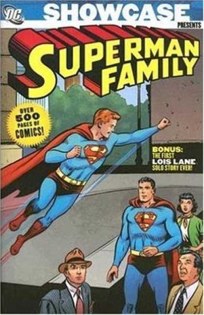 Superman Books - Showcase Presents: Superman Family, Vol. 1
