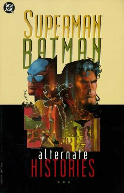 Superman Books - Superman/Batman: Alternate Histories