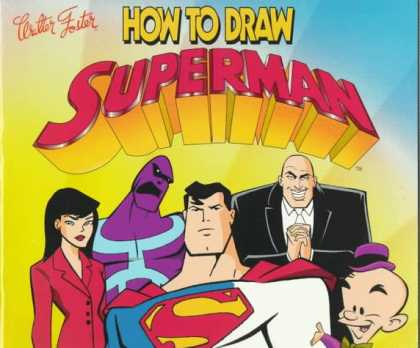 Superman Books - How to Draw Superman (DC Comics How to Draw Books)
