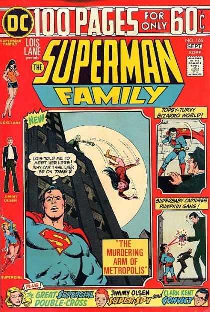 Superman Family 166 - Nick Cardy