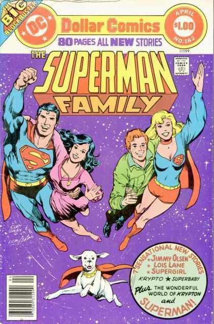 Superman Family 182 - Curt Swan, Neal Adams