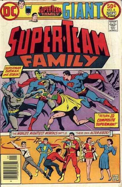 Superman Family 6