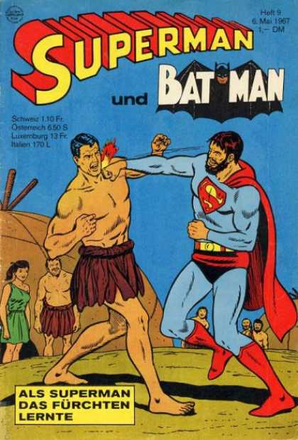 Superman (German) 12