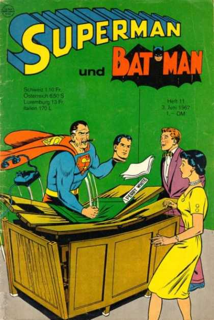 Superman (German) 14