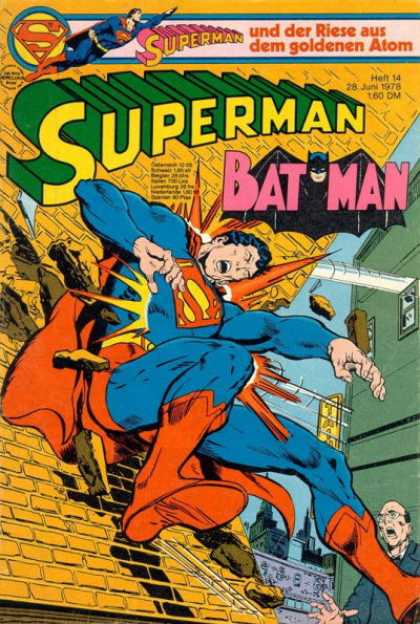 Superman (German) 303