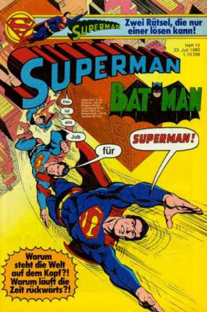 Superman (German) 356