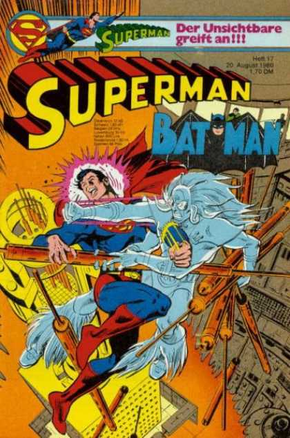 Superman (German) 358