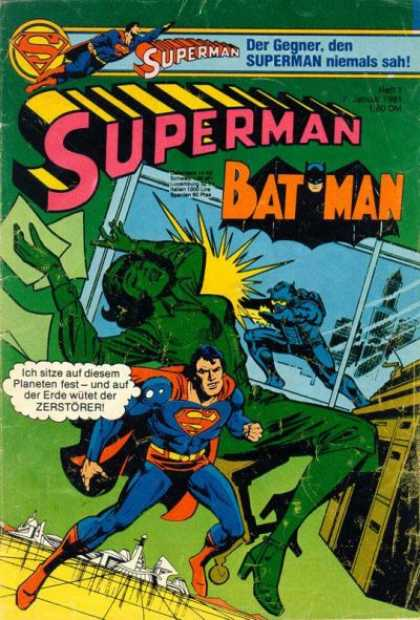 Superman (German) 368