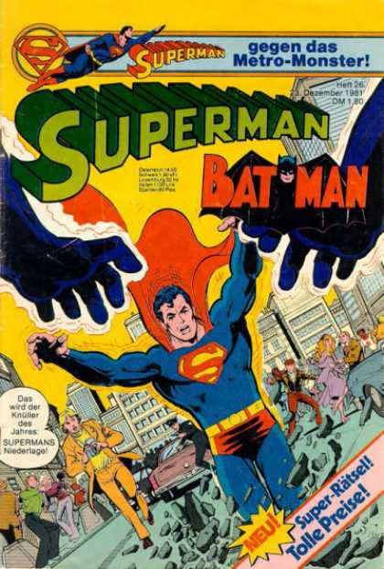 Superman (German) 393