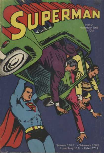Superman (German) 4