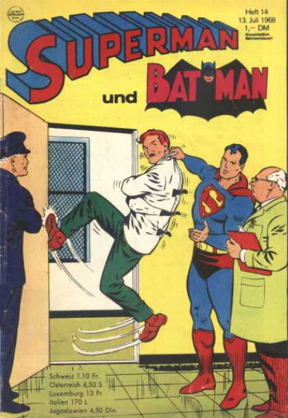 Superman (German) 43