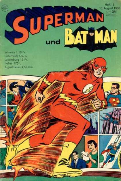 Superman (German) 45