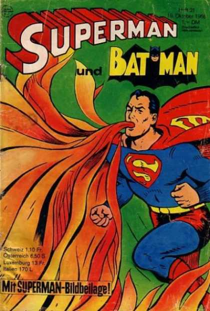 Superman (German) 50