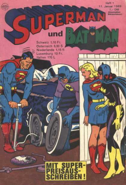 Superman (German) 56