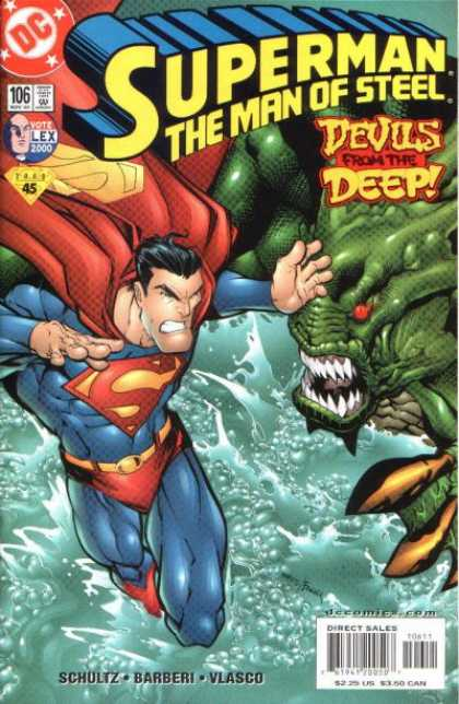 Superman: Man of Steel 106