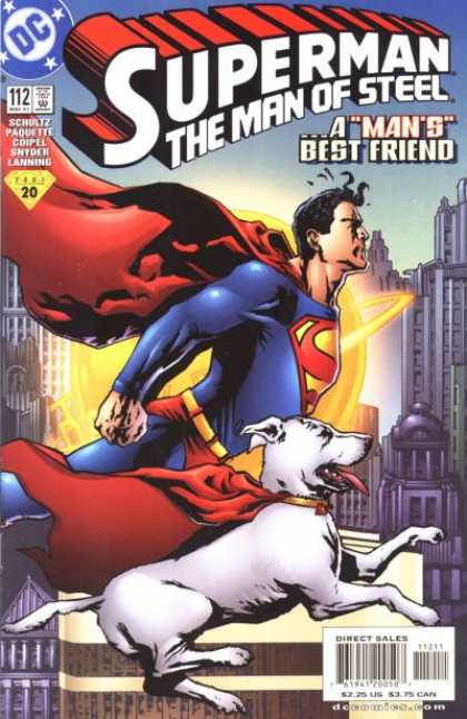 Superman: Man of Steel 112