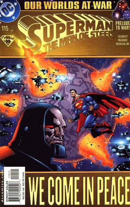 Superman: Man of Steel 115