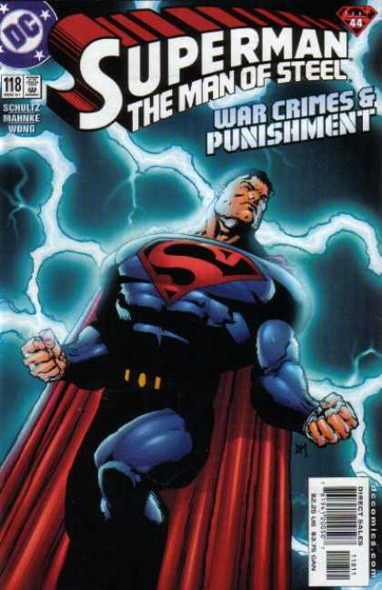 Superman: Man of Steel 118