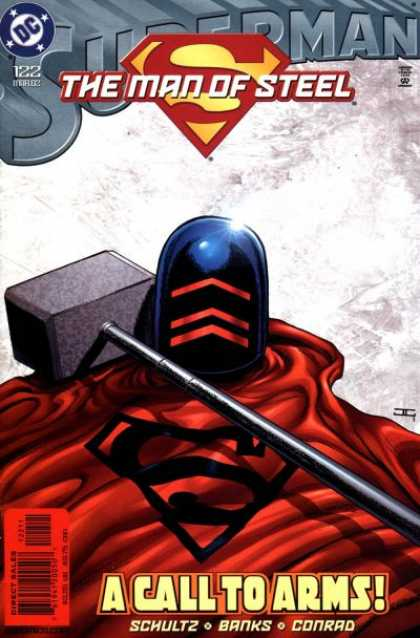 Superman: Man of Steel 122