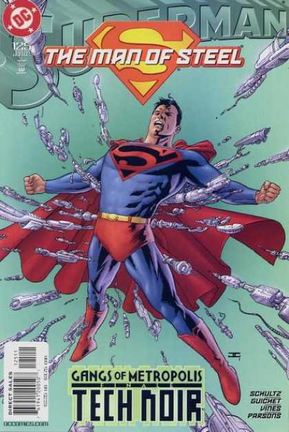 Superman: Man of Steel 125