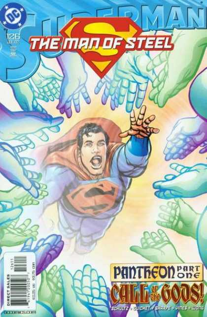 Superman: Man of Steel 126