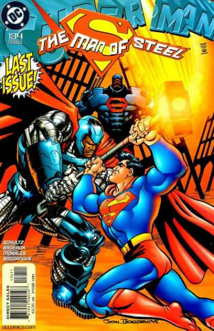 Superman: Man of Steel 134