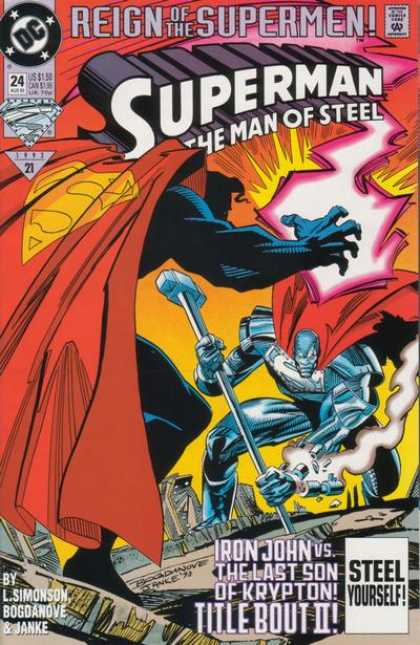 Superman: Man of Steel 24