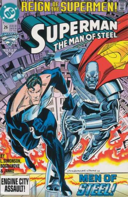 Superman: Man of Steel 26