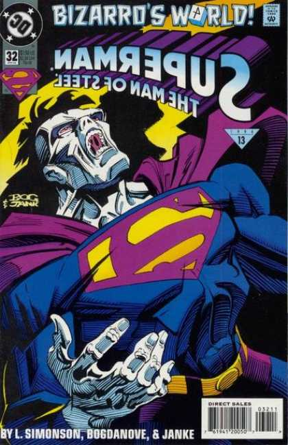 Superman: Man of Steel 32