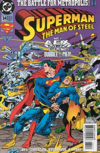 Superman: Man of Steel 34