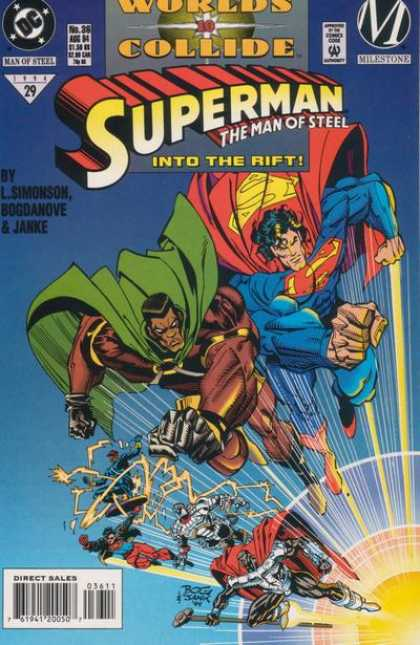 Superman: Man of Steel 36