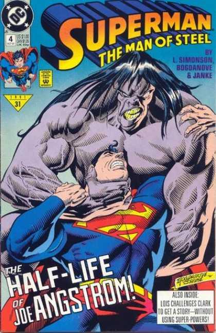 Superman: Man of Steel 4