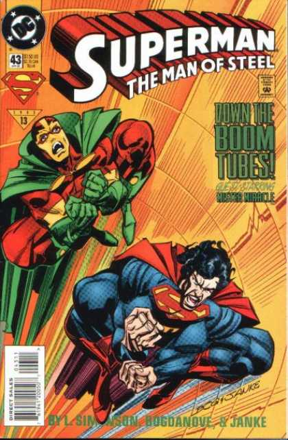 Superman: Man of Steel 43