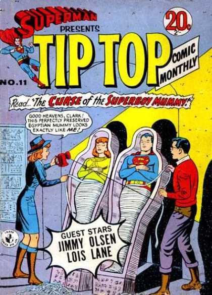 Superman Presents Tip Top 11