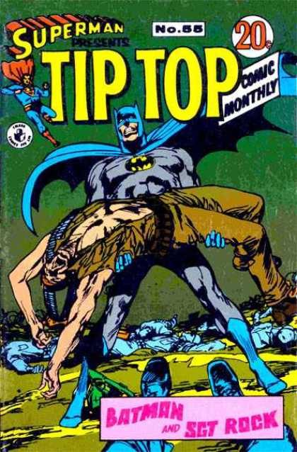 Superman Presents Tip Top 55