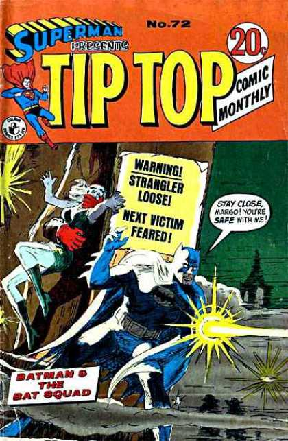 Superman Presents Tip Top 72