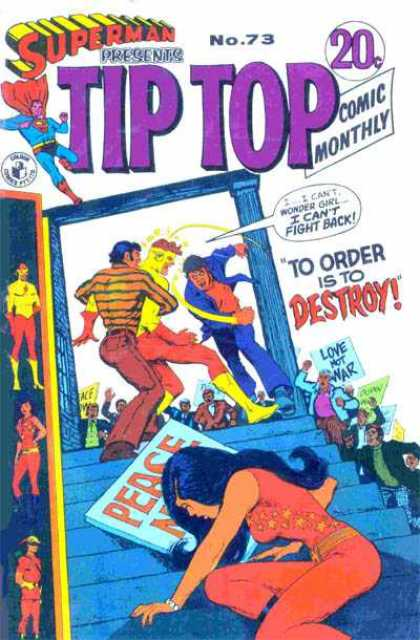 Superman Presents Tip Top 73
