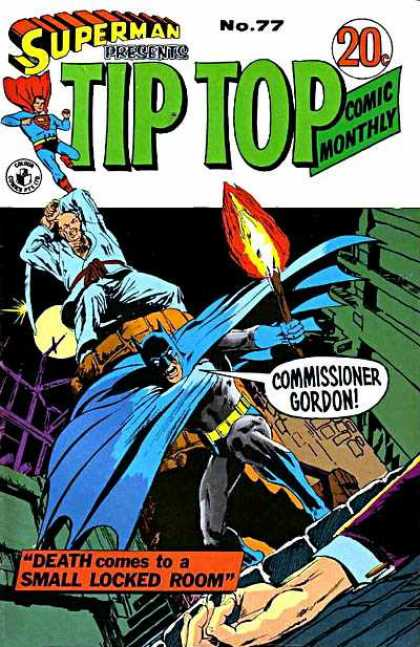 Superman Presents Tip Top 77