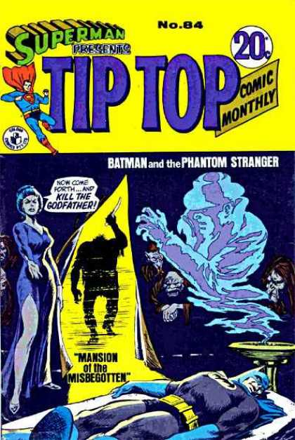 Superman Presents Tip Top 84